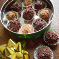 Bailey's Chocolate Truffles Recipe