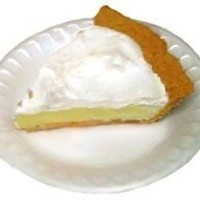Aunt Pearl's Key Lime Pie Recipe