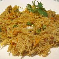 Vermicelli upama ( Semolina noodles ) Recipe