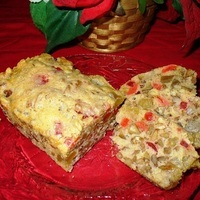 Mrs. Harvey's White Fruitcake Recipe