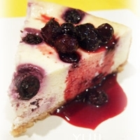 Rare Blueberry Cheese Cake Recipe