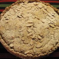 "Raspberry Almond Tart ""Torta della Santa Maria"" Recipe"