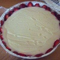 semifreddo di fragole light Recipe