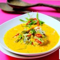 Sardin Masak Lemak Cili Padi (Sardine In Creamy Chili Gravy) Recipe