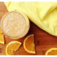 Orange Date Shake Recipe