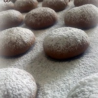 Eggless Choco Crumbly Cookies*Tried & Tested* Recipe