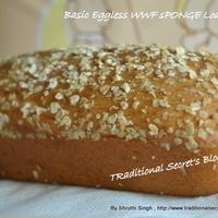 Basic Eggless WWF Loaf Cake..;) Recipe