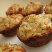 Bacon and Broccoli Muffins Recipe