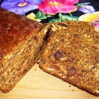 Favorite Date Nut Bread Recipe