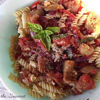 Eggplant and Tomato Sauce Recipe