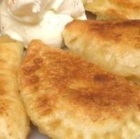 Aunt Pearl's Estelle's Pieroghi Dough Recipe #1 Recipe