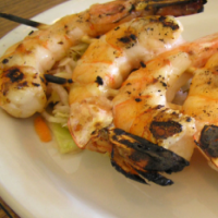 Grilled Shrimp copyright 2011 art of living,PrimaMedia,Inc/Maria Liberati Recipe