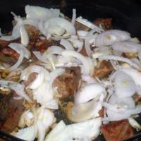 Мясо по армянски. Recipe