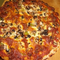 Home Pizza Recipe