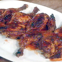 BBQ honey brown sugar chicken Recipe
