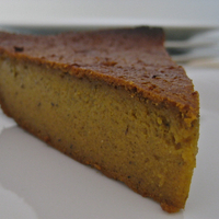 Gluten Free Blender Pumpkin Pie Recipe