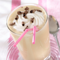 Amaretto-Coffee Coolers Recipe
