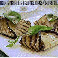 Rollini di melanzane al forno Recipe