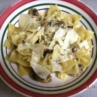 Farafalle Molluschi Recipe