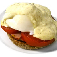Skinny Eggs Benedict Recipe