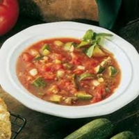 Italian Zucchini Soup Recipe