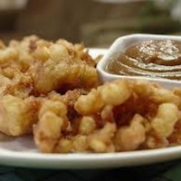Cuban Festival Calamari and Fritters with Mango Chilli Dipping Sauce Recipe
