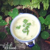 Potato & Leek Soup Recipe
