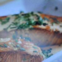 Saumon a la Creme au Muscadet Recipe