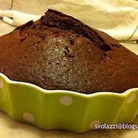 Torta al cacao e gocce di cioccolato Recipe