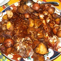 Grilled Whole Fish Adobado Recipe
