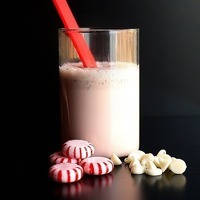 Thick & Crunchy Peppermint Mocha Ice Cream Shake Recipe