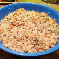 Quinoa with Vegetables and Herbs Recipe