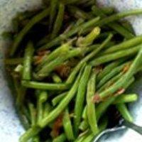 Blue Lake Green Beans with Crispy Prosciutto Recipe