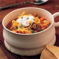 Buffalo and Hominy Chili Recipe
