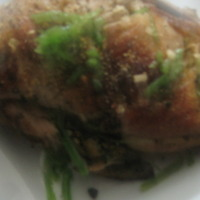Gouda-pesto Stuffed Chicken Breast Recipe