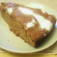 Шоколадно - банановый пирог Recipe