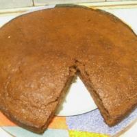 Шоколадный пирог с арахисовой пастой Recipe