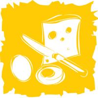 Cырное печенье с розмарином и орехами Recipe