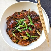 Stir-Fried Fish Fillets With Black Bean Sauce Recipe