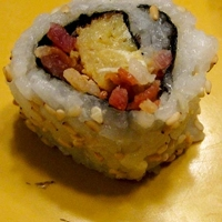 Bacon Sushi Recipe