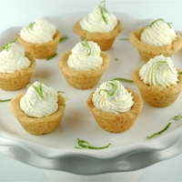 Key Lime Tartlets Recipe