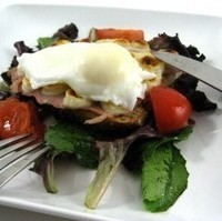 A Lovely Skinny Bistro-Style Meal For Brunch, Lunch, or Even Dinner Recipe