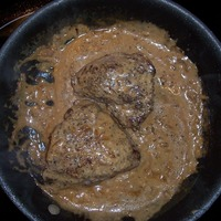 Steak Au Poivre & Cognac Sauce Recipe