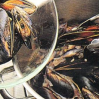 Mussels in Tomato and Herb Sauce Recipe