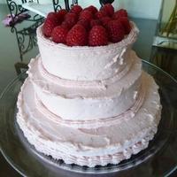 Champagne Celebration Cake Recipe