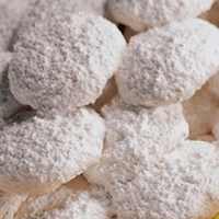 "Canicas de Nuez ""Mármol Tuerca Cookies"" Recipe"
