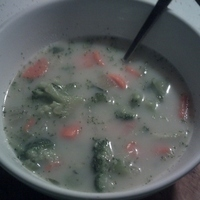 Broccoli Soup in a Hurry Recipe