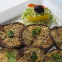 Egg Plant basil parmesan Recipe