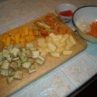 Овощное рагу «Деревенский огород» Recipe