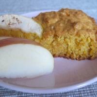 Морковный пирог (постный) Recipe